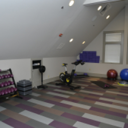group fitness equipment