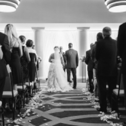 ceremony indoors
