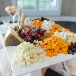 cheese display board