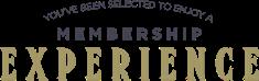 Membership Experience 2018